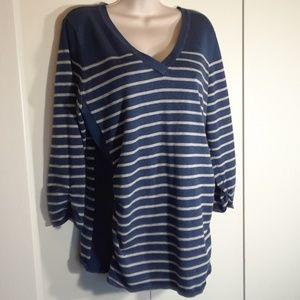 89th & Madison maternity sweater
